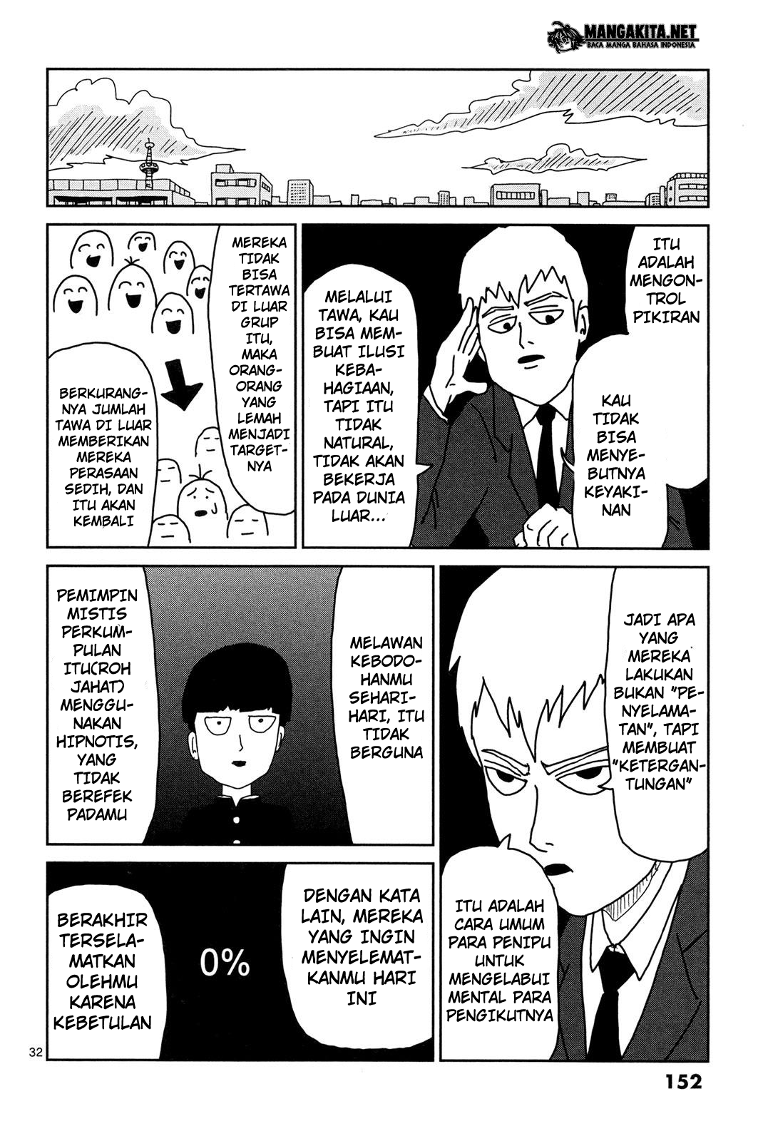 Mob Psycho 100 Chapter 08-31