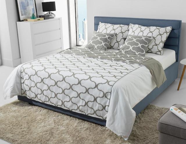 Urok pięknej sypialni