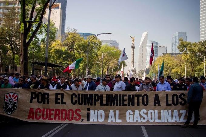 El 4 de febrero, el segundo 'gasolinazo': Meade