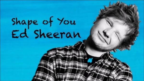 Ed Sheeran – Shape Of You Lyrics
