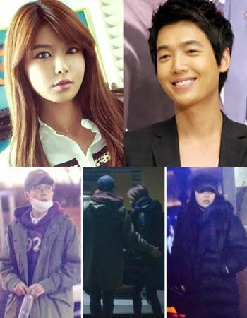 Sooyoung SNSD Akui Pacaran Dengan Jung Kyung Ho