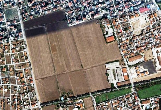 Χρηματοδότηση 1,5 εκατ. ευρώ στο Δήμο Λαρισαίων για τις μελέτες αναμόρφωσης της έκτασης του ΕΘΙΑΓΕ