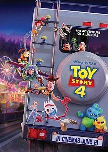 Sinopsis Film genre pengisi suaraToy Story 4 (2019)
