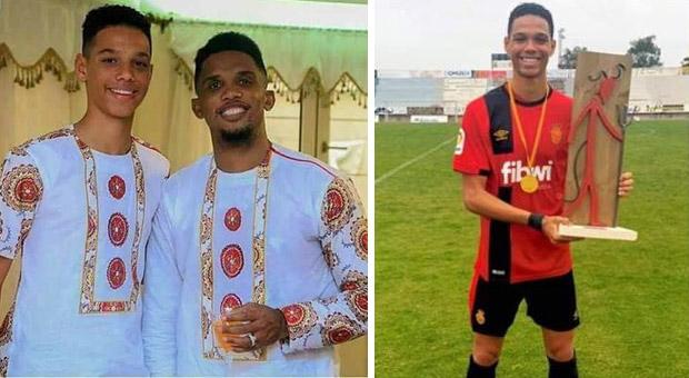 Le fils de Samuel Eto'o, Etienne n'ira peut-être pas au Mondial U17 avec le Cameroun !