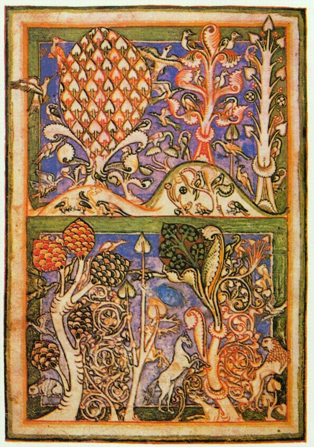 """A Imagem da Floresta: """"Carmina Burana"""", 1230"""