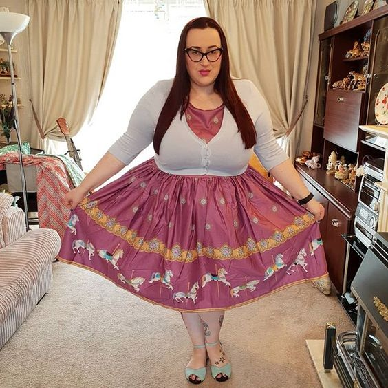 Lindy Bop Carousel Dress