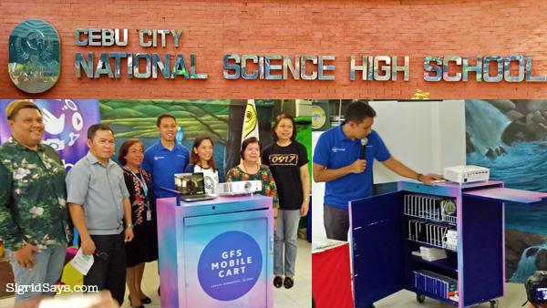 Global Filipino School by Globe