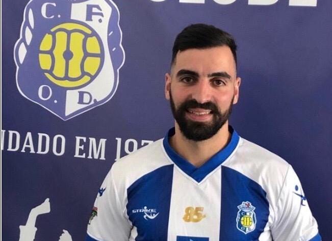 Oliv. Do Douro: Jorge Pereira é reforço e traz um número que impressiona