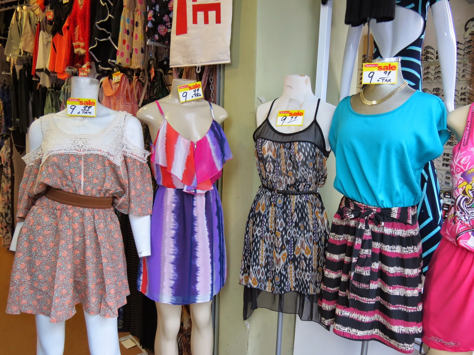 d365d3980 The Santee Alley  Santee Alley Bargains   9.99 Spring Dresses at Top ...