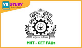 MHT CET FAQs