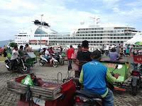 Alasan Kapal Pesiar MS Seabourn Sojourn Kunjungi Sabang