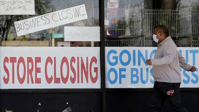 Resesi -32,9 Persen! Ekonomi AS Hancur Lebur, Terburuk Sejak Perang Dunia II