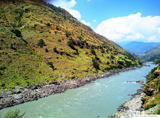 satluj river in himachal