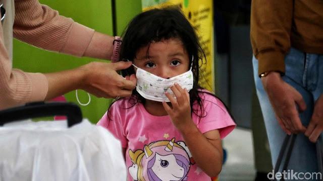 Beda Dengan Orang Dewasa, Ini Gejala yang Akan Muncul Pada Anak Bila Terinfeksi Covid-19