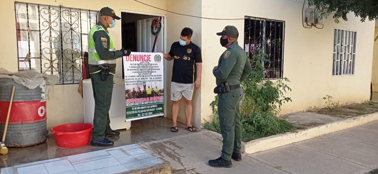 https://www.notasrosas.com/En La Guajira: Policía Nacional entrega Balance del Plan Retorno de Los Reyes Magos