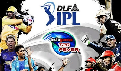 DLF IPL Cricket Game Free Download