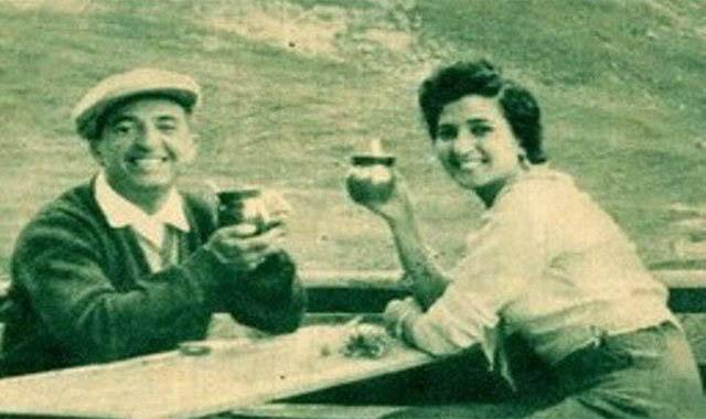 لمحات من حياة الفنانة نعيمة عاكف