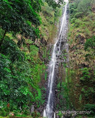 Rute Perjalanan dan Mitos Wisata Air Terjun Sedudo Nganjuk