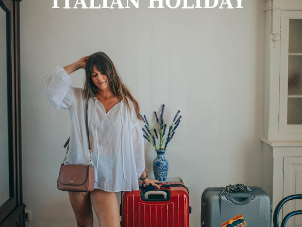 What to pack for a two week Italian holiday