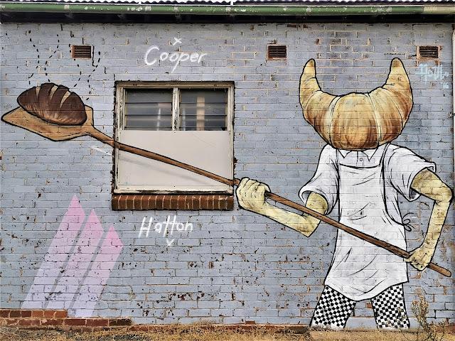 Tumut Street Art