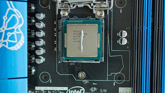 How To Apply Thermal Paste To A CPU