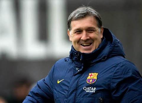 Huấn luyện viên Gerardo Martino