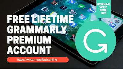 free grammarly premium accounts 2021 megaflash.online