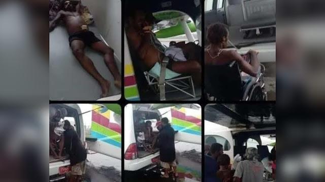 Ditembak Aparat saat Demo Tuntut Victor Yeimo Bebas, Ferianus Meninggal di RS Bhayangkara