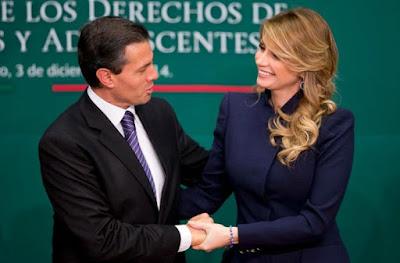 Estas son las actrices que son primeras damas de la política mexicana