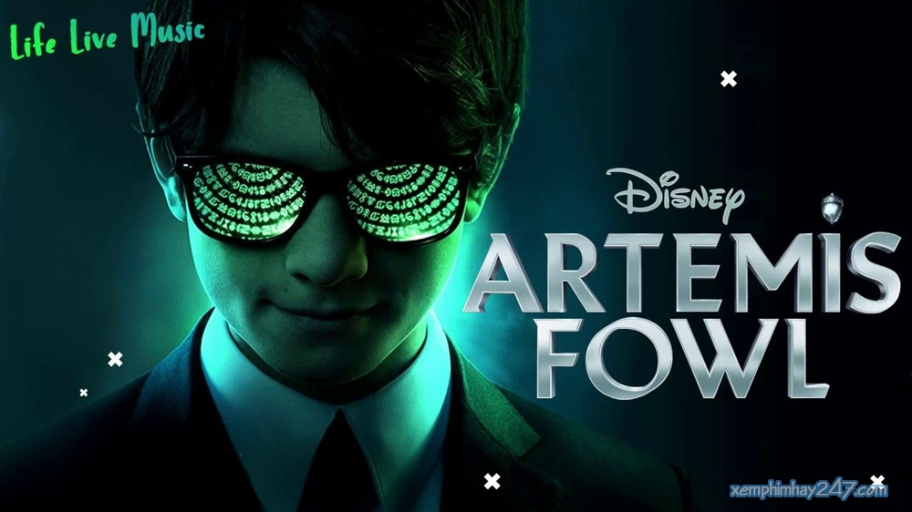 http://xemphimhay247.com - Xem phim hay 247 - Cậu Bé Artemis Fowl (2020) - Artemis Fowl (2020)