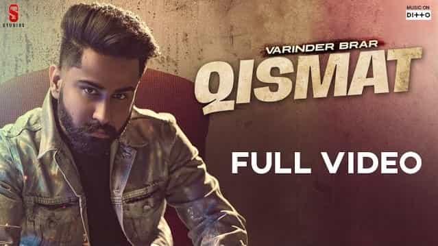 Qismat Lyrics Varinder Brar