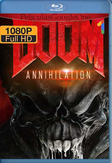 Doom: Annihilation [2019] [1080p BRrip] [Latino-Inglés] [GoogleDrive]