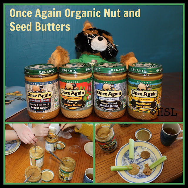 organic nut butters, creamy peanut butter, employee-owned company, Once Again Nut Butters