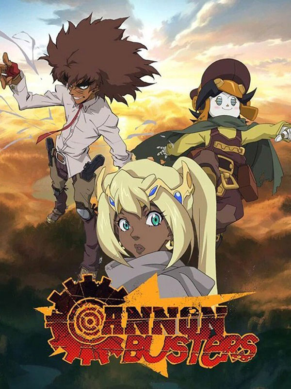 Cannon Busters (2019) |12/12| |Audio Castellano| |Mega 1 Link|