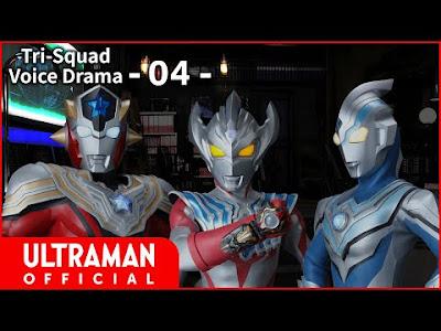 Tri Squad Voice Drama