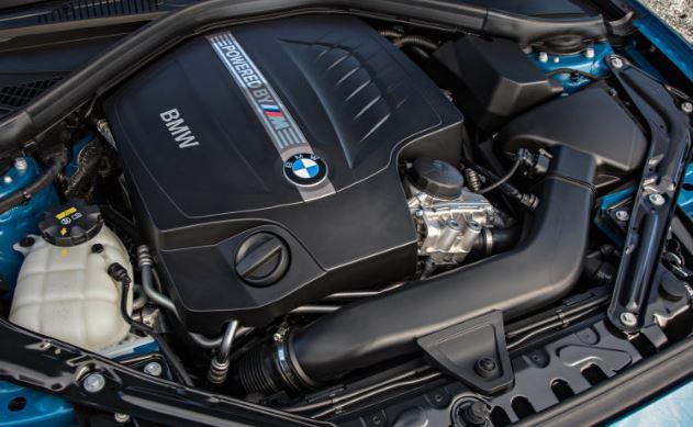2018 BMW M2 Engine