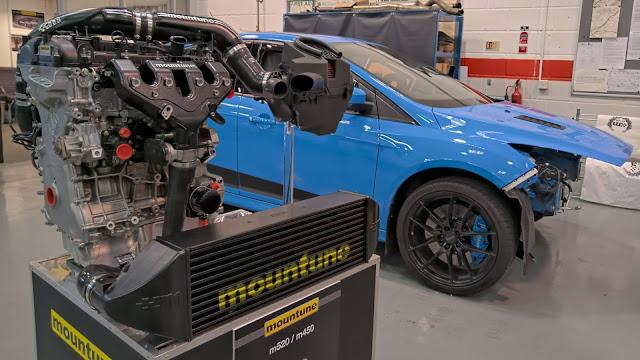 【鍵盤車訊】樸實無華,但熱血的性能鋼砲 --- Ford Focus ST225 - 知名改裝品牌 Mountune