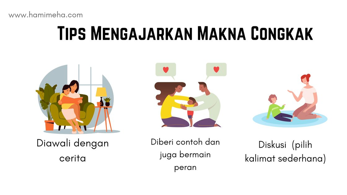Tips mengajarkan makna congkak pada anak