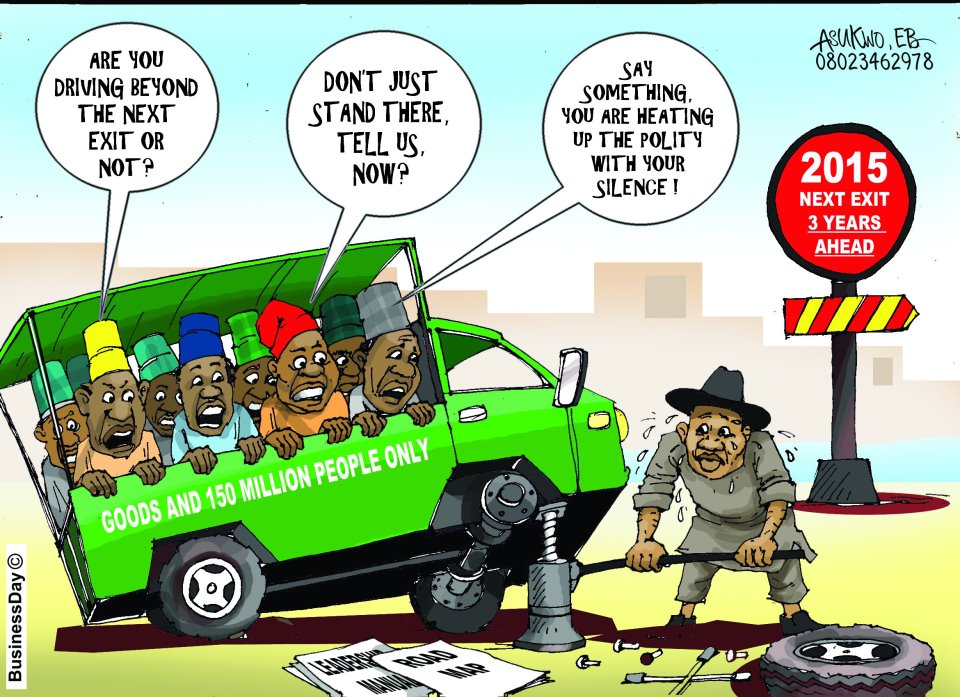 2015 nigerian presidential election