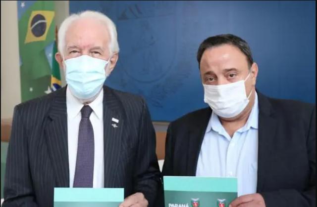 O Governador em exercício, e o Deputado Hussein Bakri estarão com o prefeito de Foz nesta segunda-feira (26)