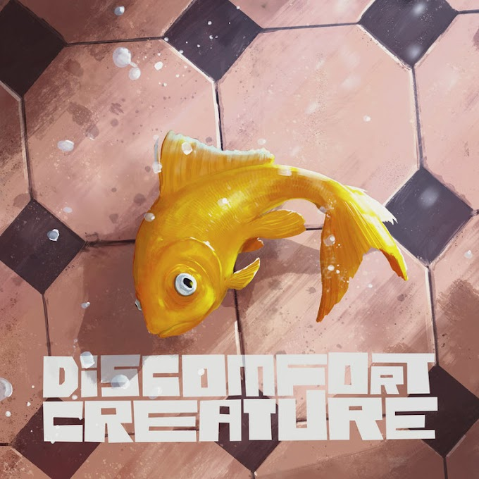 Discomfort Creature stream Self-Titled EP