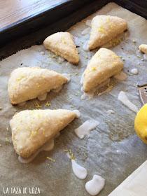 scones-con-el-glaseado-de-limón