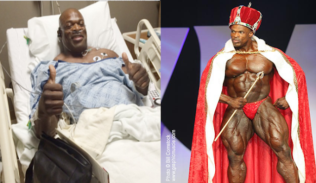 "Ronnie Coleman: After Spending $2 Million On Surgeries""I Might Never Walk Again"""