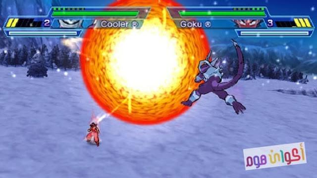 تحميل لعبة دراغون بول سوبر للاندرويد 2020 Dragon Ball Z Shin Budokai 3 Super من ميديا فاير