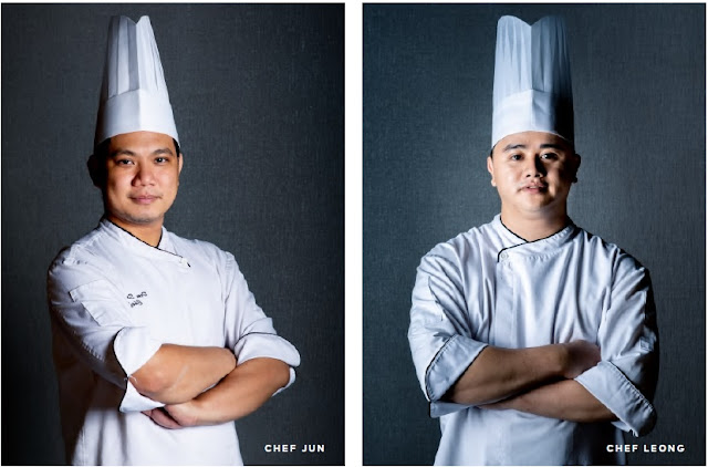 Luk Yu Tea House Chefs