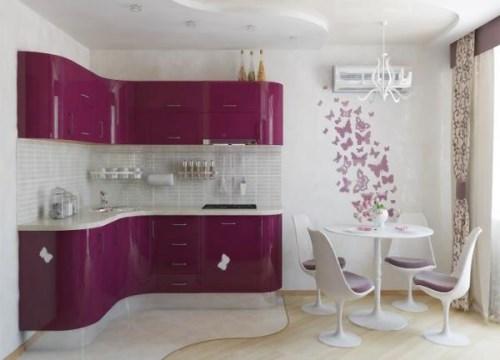 Dapur Kecil Minimalis yang cantik dan modern