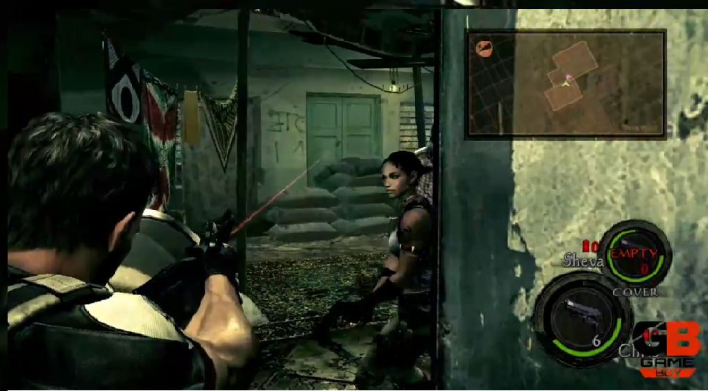 Resident evil 5 Pc Game Review | GameBoy