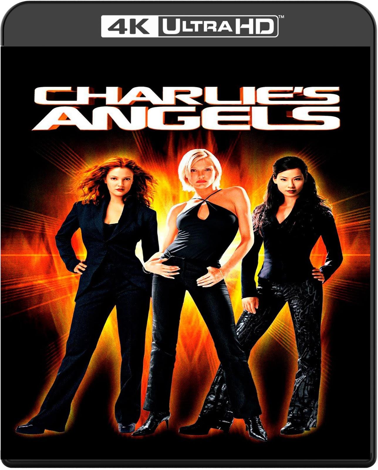 Charlie's Angels [2000] [UHD] [2160p] [Latino – Castellano]