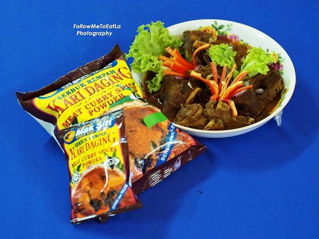 Mak Siti Kari Daging