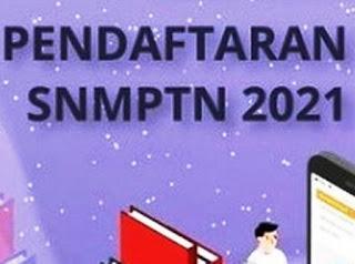 Pendaftaran SNMPTN 2021 Dibuka Selama 10 Hari Mulai Hari Ini!